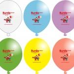 Logo Baskılı Balon - 4 renk baskılı