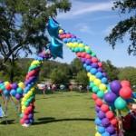 Balon Süsleme - Balon Ağaç