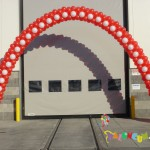 Balon Süsleme - Kapı Tak