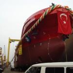 Balon Süsleme - Gemi İndirme Töreni