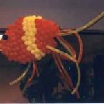 Balon Süsleme - Balon Balık