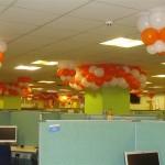 Balon Süsleme - Salkım Balon