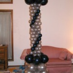 Balon Süsleme - Totem Balon