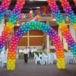 Balon Süsleme - Ayaklı Tak