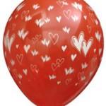 Çepeçevre Sevgi Temalı Balon
