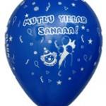 Çepeçevre Baskılı Kutlama Balonu