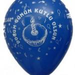 Çepeçevre Baskılı Balon