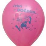 Doğum Günü Kutlama Mesajlı Balon