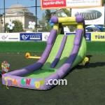 Şişme Oyun Parkı - Mini Kaydırak