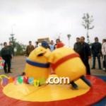 Şişme Oyun Parkı - Sumo Güreşi