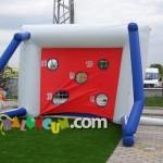 Şişme Oyun Parkı -Şut Becerisi
