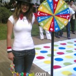 Animasyonlu Oyun - Twister