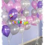 Uçan Balon - Metalik Renkli