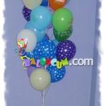 Uçan Balon - Doğum Günü Temalı