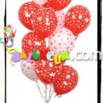 Sevgi Temalı Uçan Balon