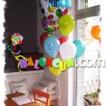 Uçan Balon - Folyolu