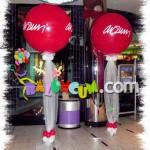 Uçan Balon - Jumbo Tek Renk Baskılı