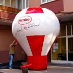 Yer Balonu - Ampül Şekilli