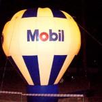 Işıklı Yer Balonu - Ampül -